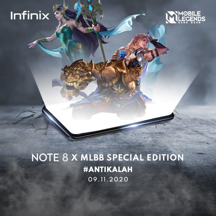 Spesifkasi Infinix Note 8