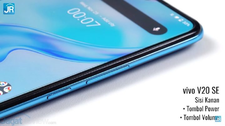Review Vivo V20 SE
