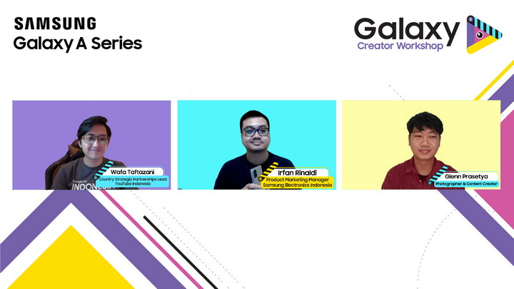 Galaxy Workshop Creator