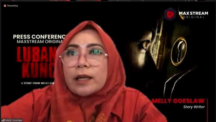 Melly Goeslaw Lubang Kunci