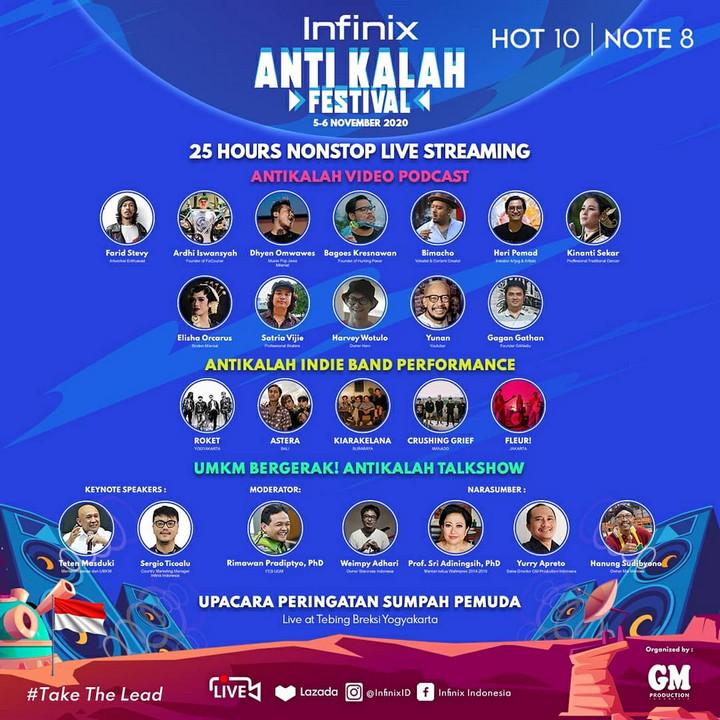 AntiKalah festival