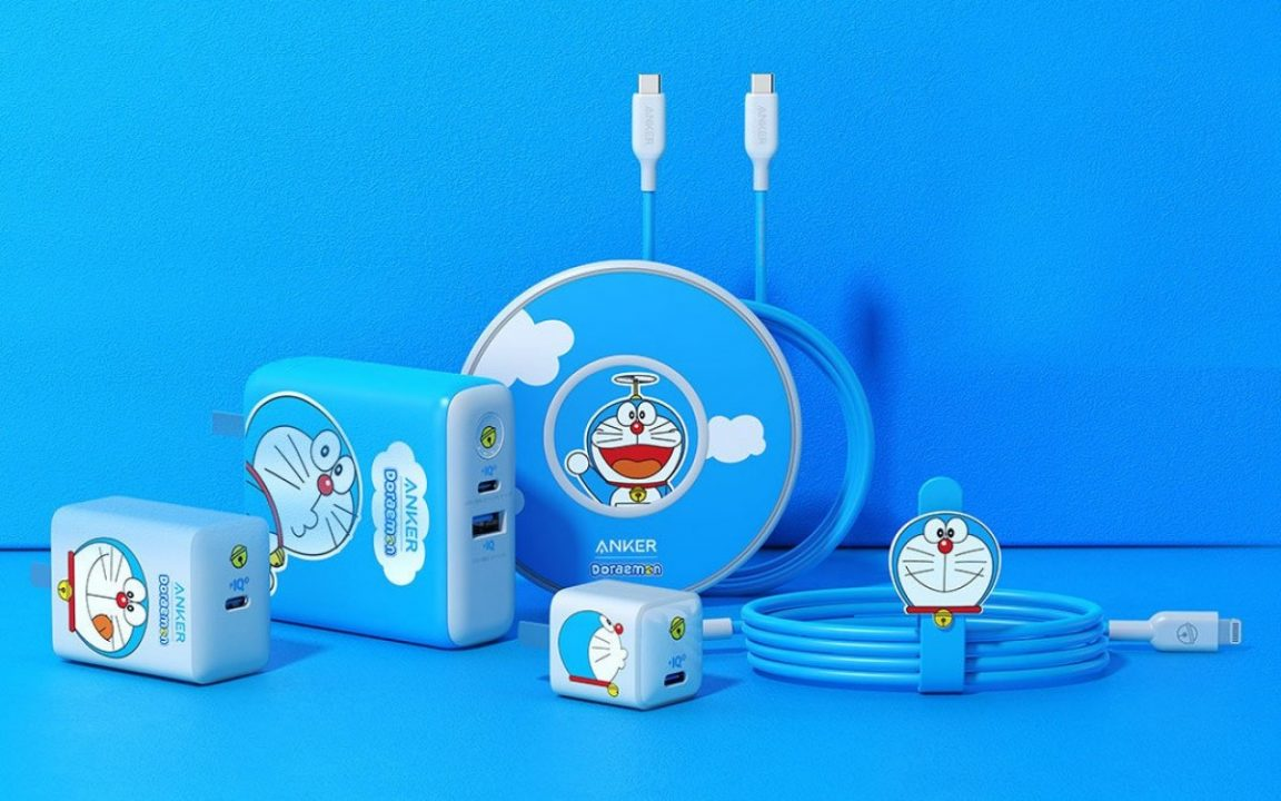 Anker iPhone 12 Series Doraemon