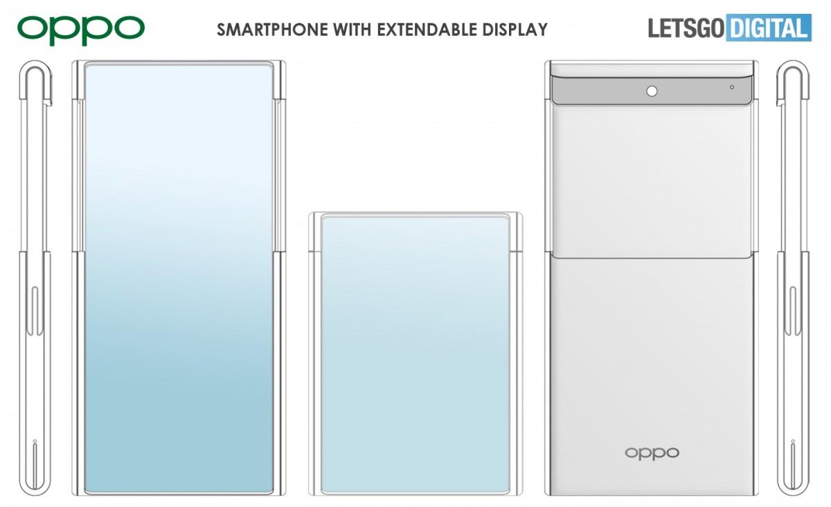 concept smartphone Oppo