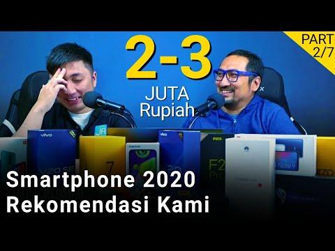 Smartphone terbaik 2 - 3 juta