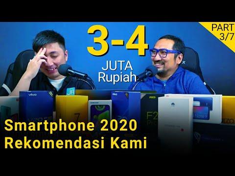 Smartphone terbaik 2020 3 - 4 juta