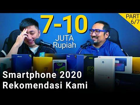 Smartphone terbaik 2020 7-10 juta