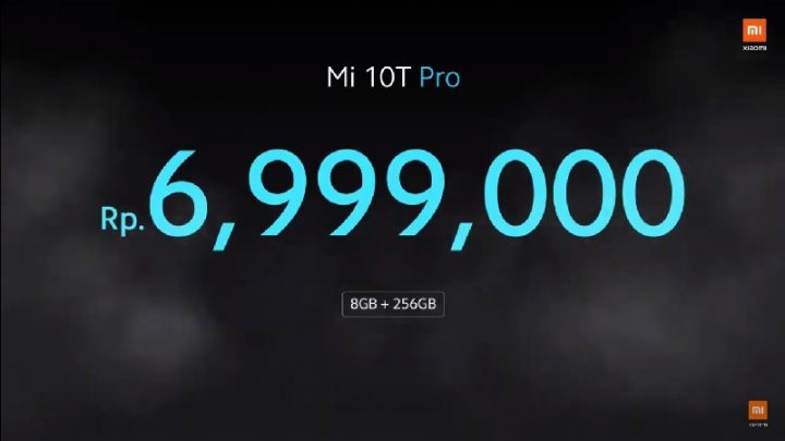 harga Mi 10T Pro