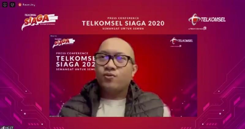 Telkomsel Tahun Baru 2021