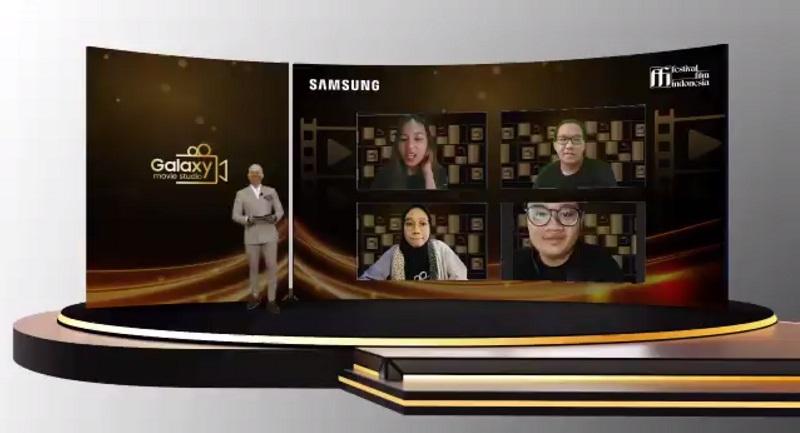 para pemenang galaxy movie studio 2020