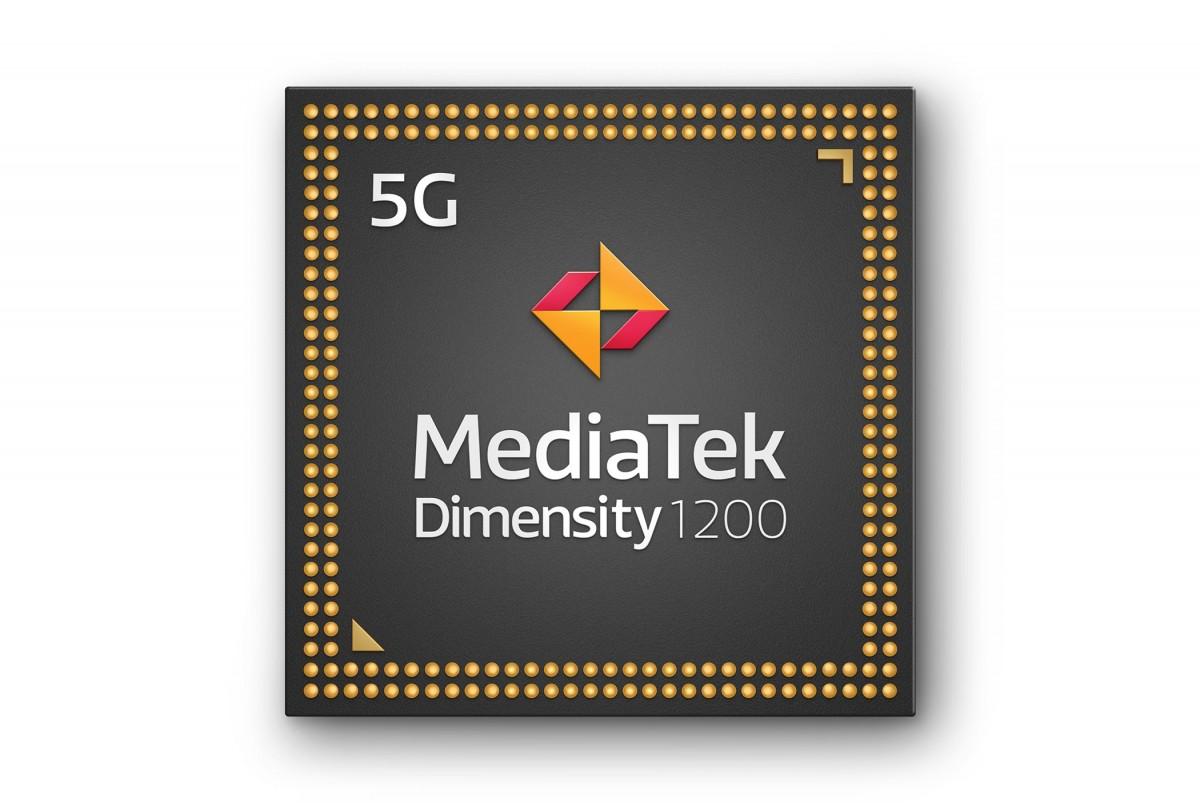 MediaTek Dimensity 1200 & 1100