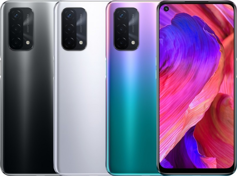 Oppo A93 5G Snapdragon 480