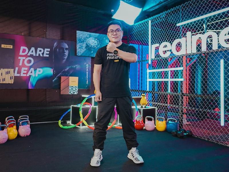Palson Yi Marketing Director realme Indonesia 2 Copy