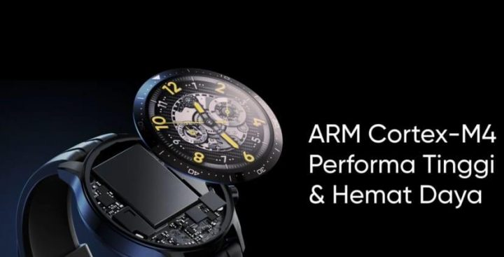 harga dan Spesifikasi realme Watch S Pro