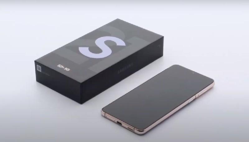 Spesifikasi Galaxy S21+ Indonesia