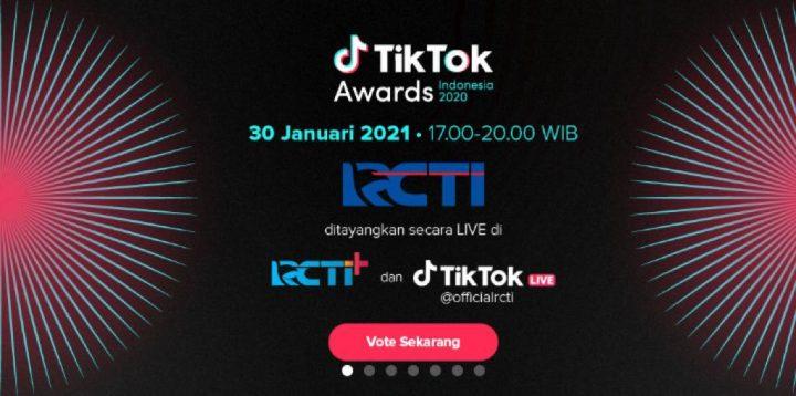 TikTok Awards Indonesia 2020