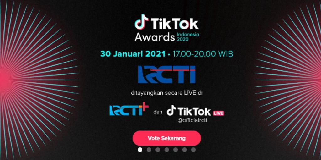 TikTok Awards Indonesia 2020