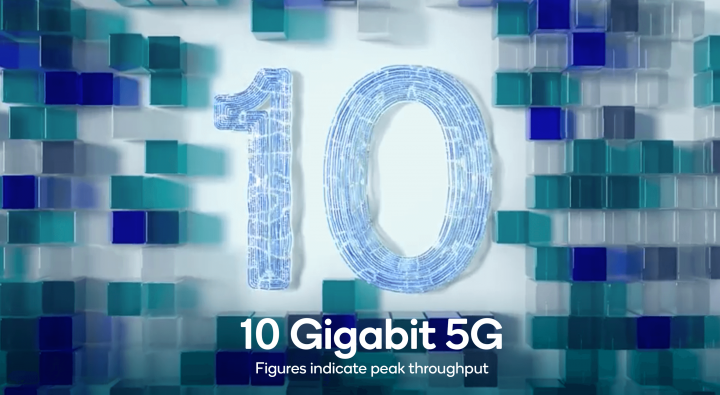 10 Gbps 5G
