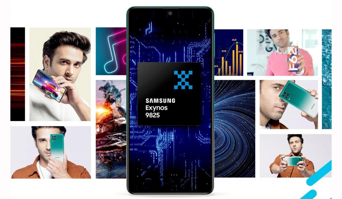 Exynos 9825 Spesifikasi Galaxy F62