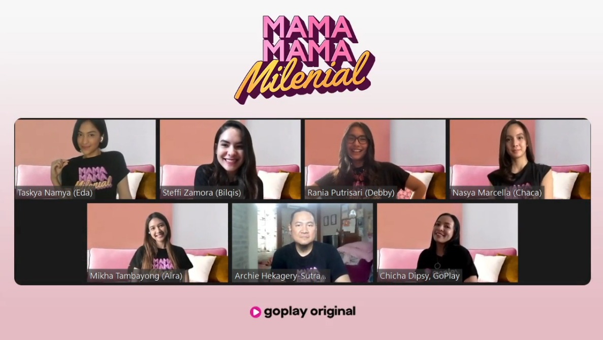 GoPlay Original Mama Mama Milenial 1