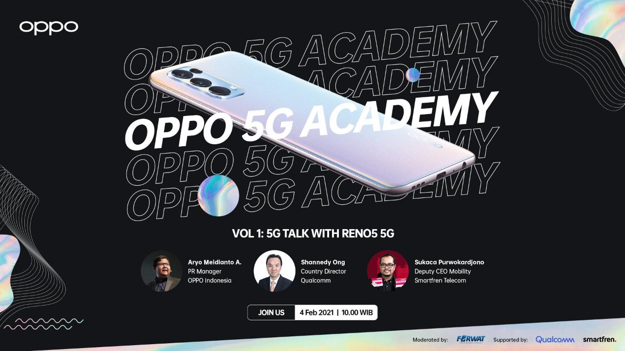 Oppo 5G Academy