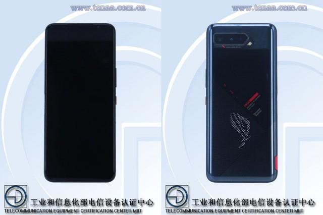 ROG Phone 5 desain