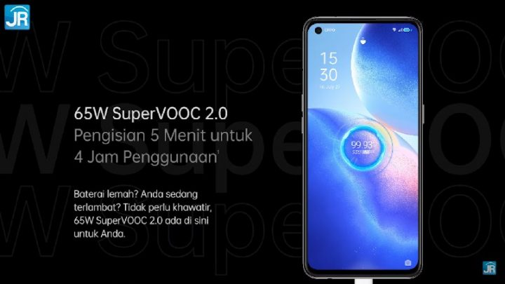 Review Oppo Reno5 5G