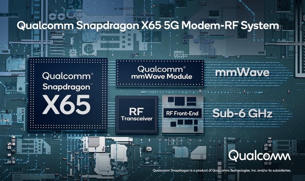 X65 modem 5G