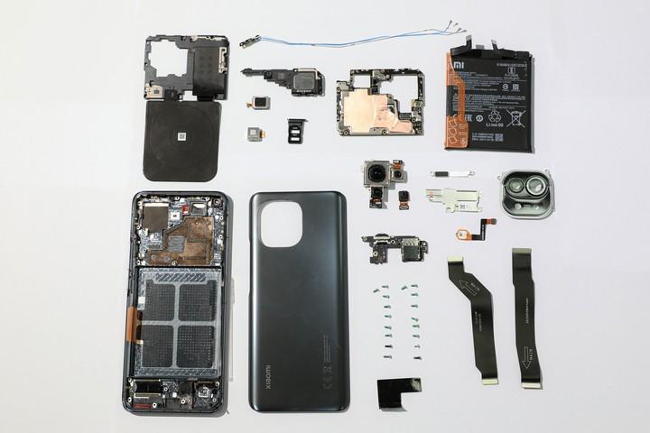 Teardown Xiaomi Mi 11
