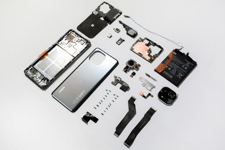 Teardown Xiaomi Mi 11
