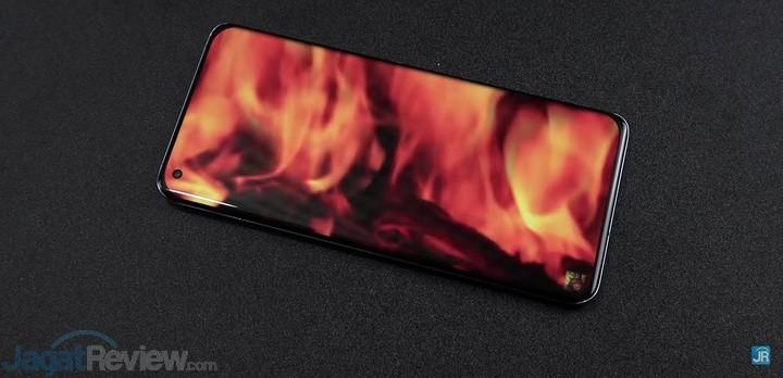 Pengujian Suhu Xiaomi Mi 11