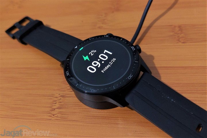 Review Realme Watch S Pro