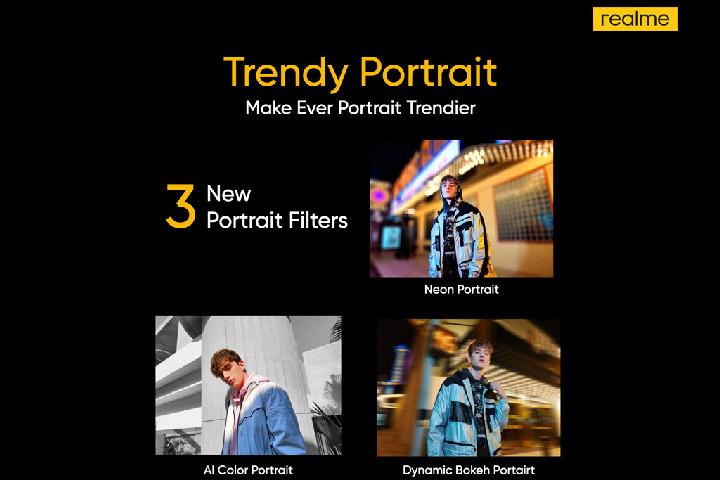 Trendy Portrait