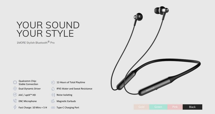 Review 1 More Stylish BT Pro