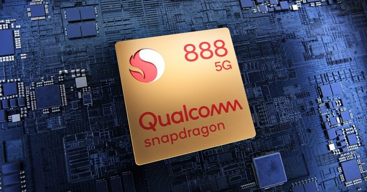 Snapdragon 888 Xiaomi