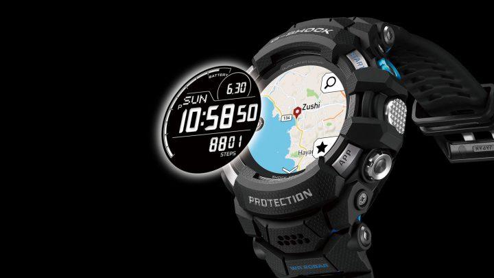 Smartwatch G-Shock GSW H1000
