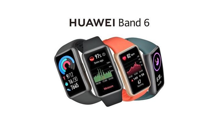 Harga Huawei Band 6