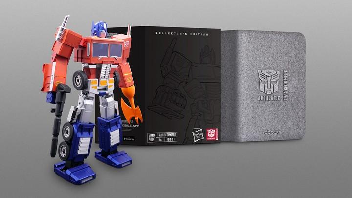 Optimus Prime Hasbro