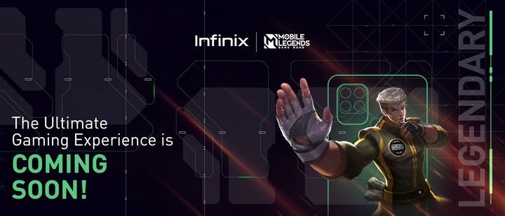 Infinix Mobile Legends