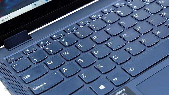 Review Lenovo Yoga 6