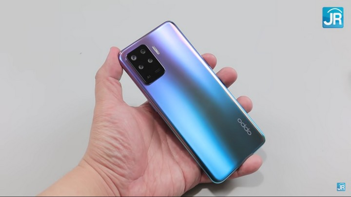 Review Oppo Reno5 F