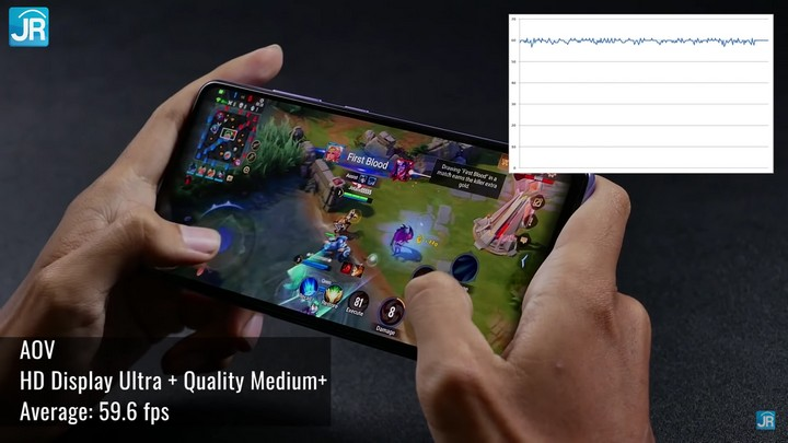 Review Samsung Galaxy A52 22