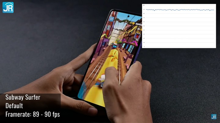 Review Samsung Galaxy A52 34