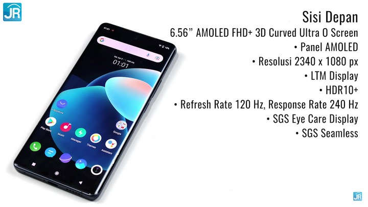 Review vivo X60 Pro