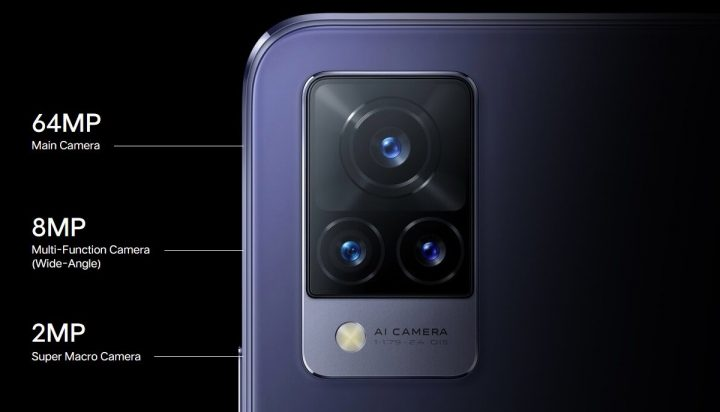 Spesifikasi Kamera Vivo v21 Series