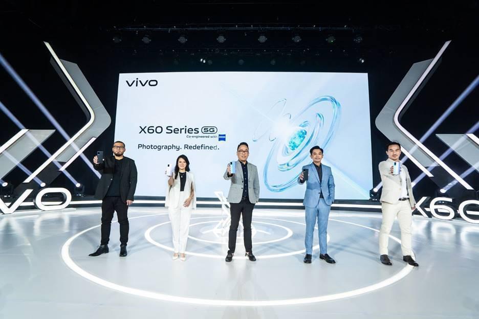 Harga vivo X60 Series
