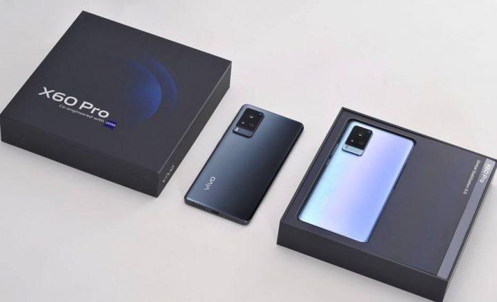 Spesifikasi Vivo X60 series