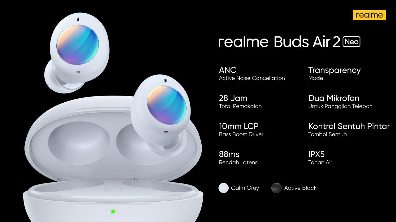 realme buds air 2 neo 3