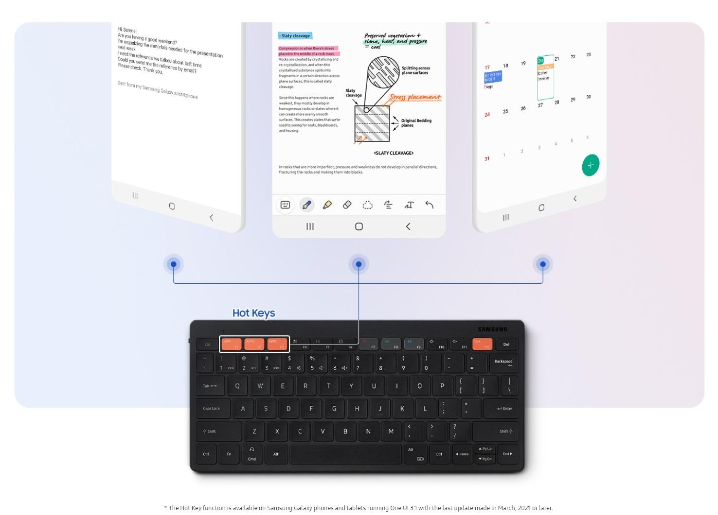 samsun smart keyboard