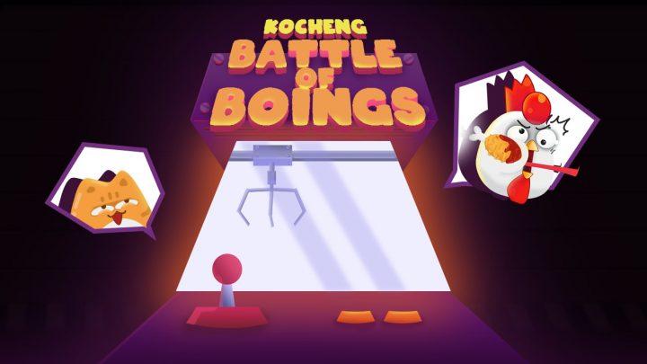 Kocheng Battle of Boings