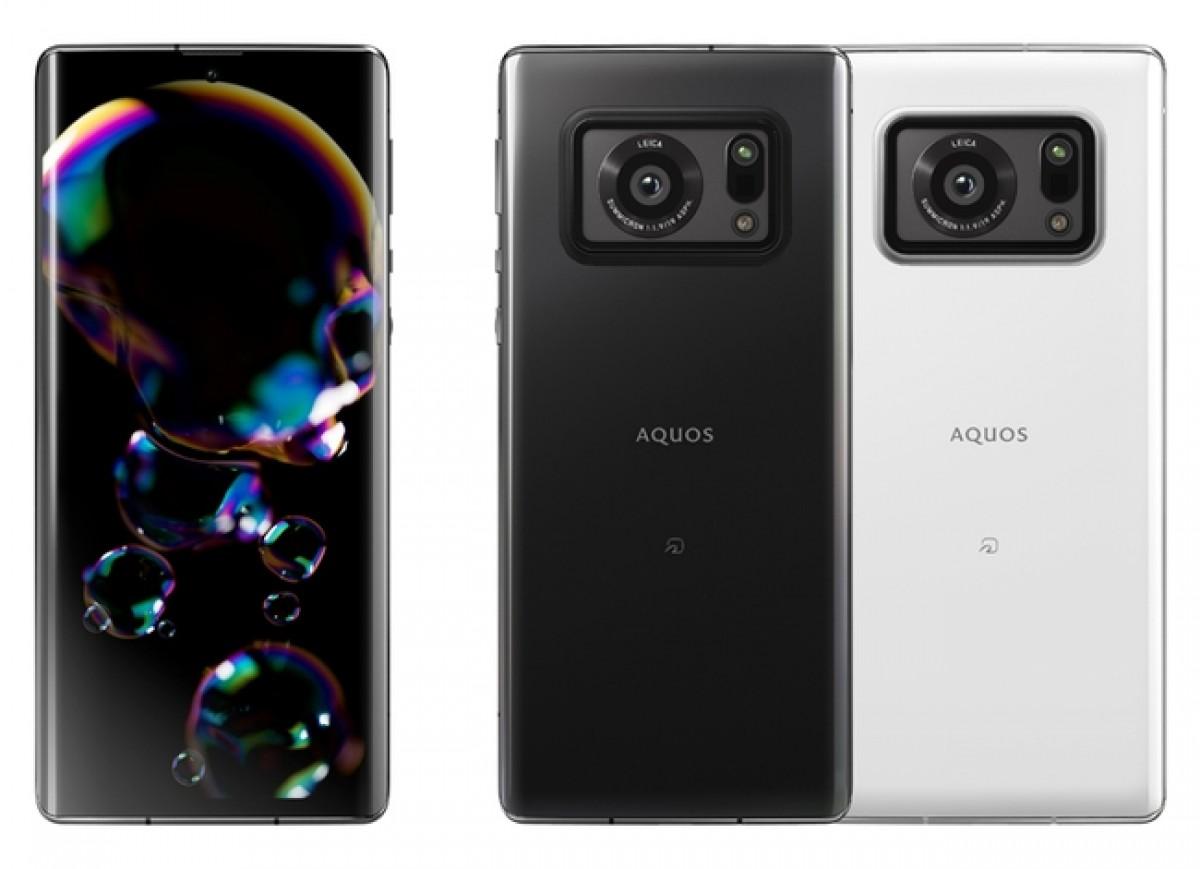 Sharp Aquos R6 Akan Segera Hadir dengan Kamera Leica Sensor Satu Inci